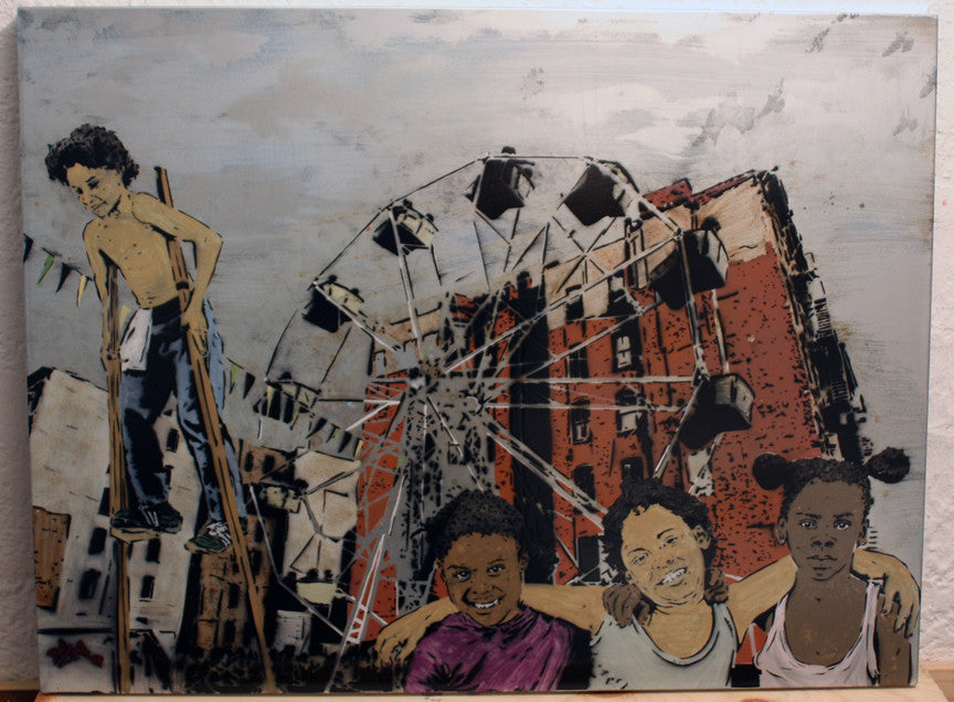 CHRIS STAIN -  Urban Harmony