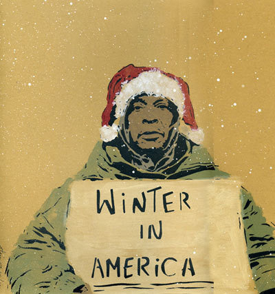 CHRIS STAIN - Winter in America 2