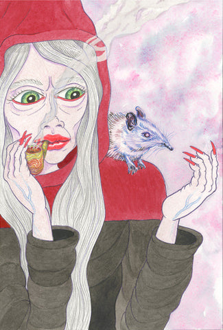 MATT FURIE/AIYANA UDESEN - Witch and Shrew