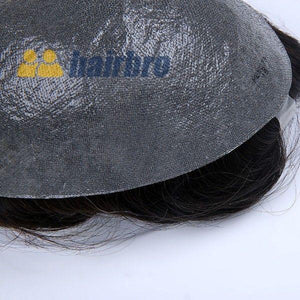 0.05mm Skin Hair System Transparent Super Thin Skin Base All Over Toupee