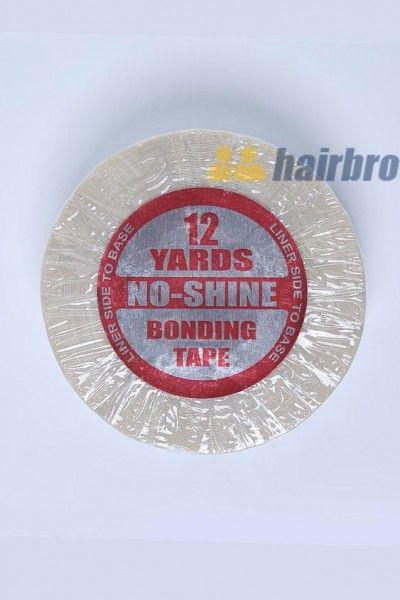 Double Side White Walker No Shine 1 Inch X 12 Yard Roll Hair Replacement System Tape