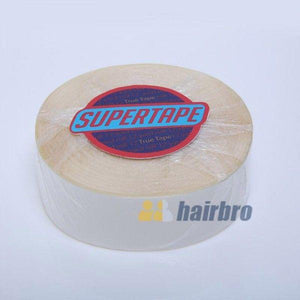 "Supertape 1"" X 12yd Roll Hair Replacement System Lace Wig Tape"
