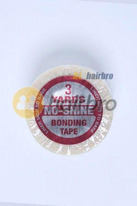 "Double Side White Walker No Shine 1""X 3 Yard Roll Hair Replacement System Tape"