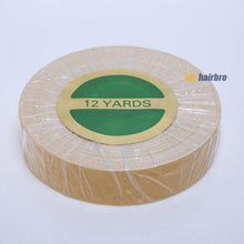 Cargar imagen en el visor de la galería, Cloth 3/4 12 Yard Tape Roll For Hair Replacement Systems
