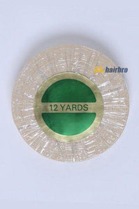 Cloth 3/4 12 Yard Tape Roll For Hair Replacement Systems