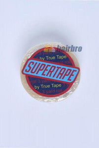 "Supertape 1"" X 3yd Roll Hair Replacement System Lace Wig Tape"