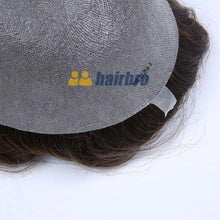 Cargar imagen en el visor de la galería, 0.10mm Super Thin Hair System Transparent Skin Base All Over Toupee