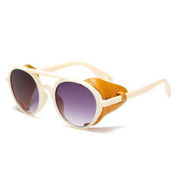 Steampunk Sunglasses Round Sunglass