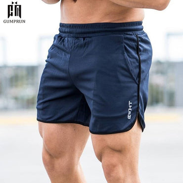 Fitness Bodybuilding Breathable Mesh Quick Dry Sportswear Jogger Beach Short