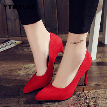 All Match Thin High Heel