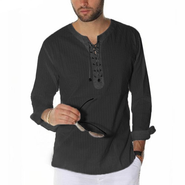 Casual Shirts Long Sleeve Solid  Up Tunic