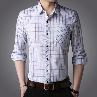 Long Sleeve Mens Dress Shirts