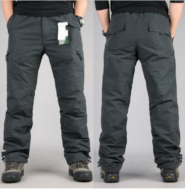 Cotton Military Tactical Baggy Pants