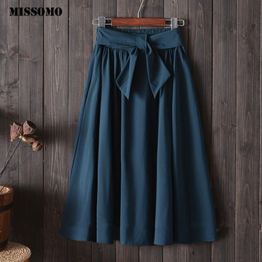 Casual Student Loose Skirt