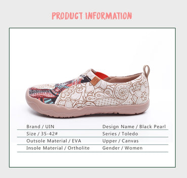 Round Toe Slip-on Loafers Breathable Flats Shoe