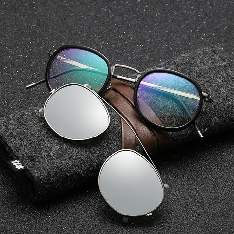 Magnetic Polarized Sunglasses