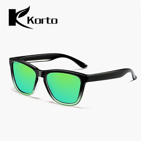 Korto Square Polarized Sunglasses