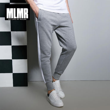 Elastic Waist Sport Leisure Long Pants