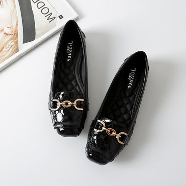 Casual  Slip-on Ballerina  flat Shoes