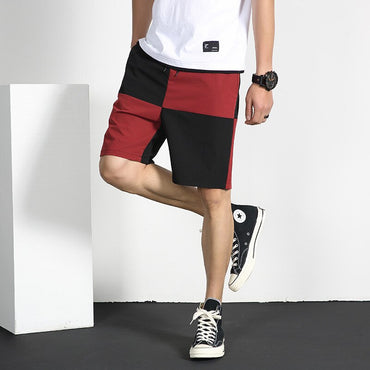 Cotton Joggers Casual Short