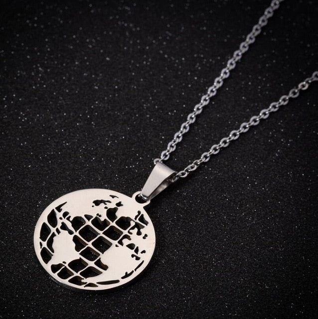 Punk Stainless Steel Necklaces