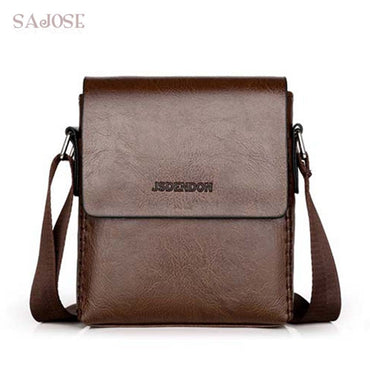 Vintage Cross-body Leather handbag