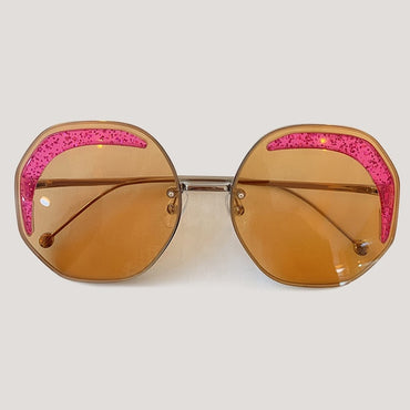 Vintage Over-sized Sunglasses