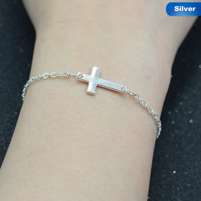 Jesus Christian Stainless Steel Bracelet and Bangle