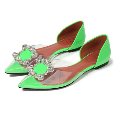 baotou flat-bottom candy sandals