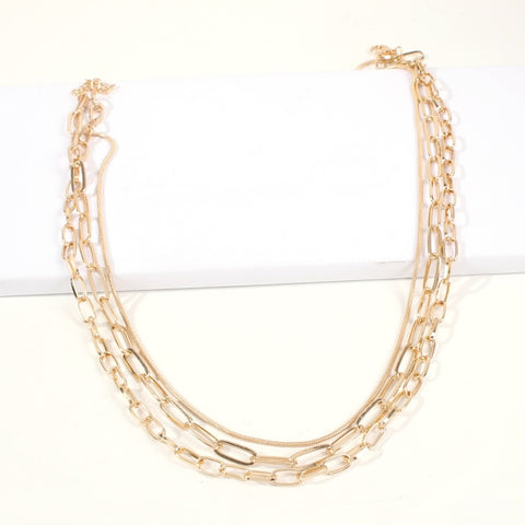 Maxi Chunky Choker Necklaces