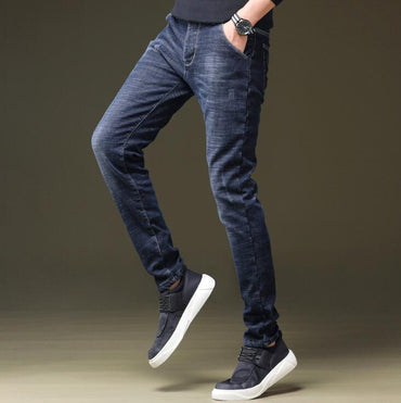 Stretch Long Pants Jeans