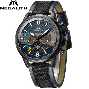 Sports Chronograph Waterproof Luminous Quartz watch