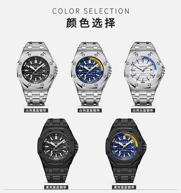 Calendar Quartz Watch Watches