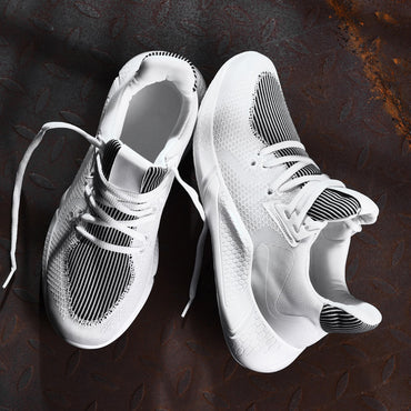 Multi-material Stitching Comfortable  Casual Shoes