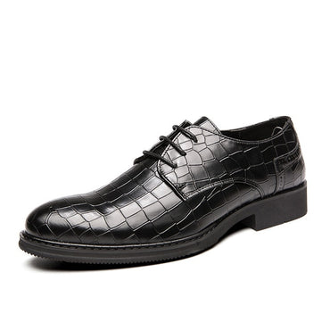Laces Wedding Oxford Leather Business Oxford Shoes