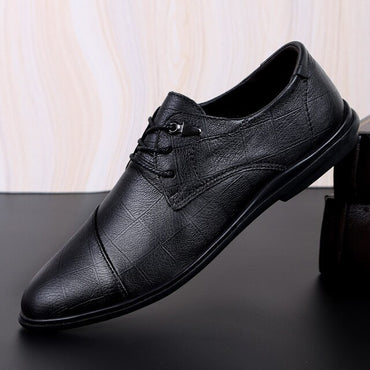 Genuine Leather Dress Shoes outdoor business oxford shoes