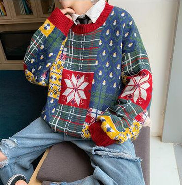 Japanese Pullover  Sweater