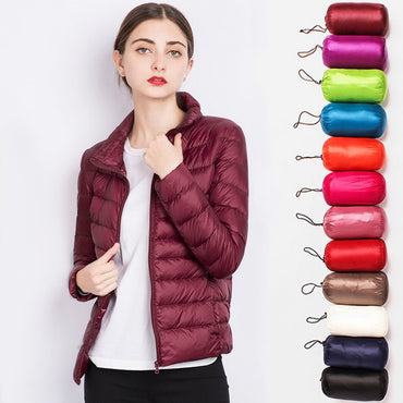 Slim Hooded Brand Cotton  jackets & Coats