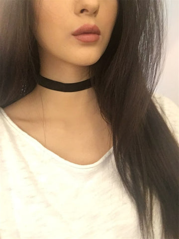 Design Black Choker Necklaces