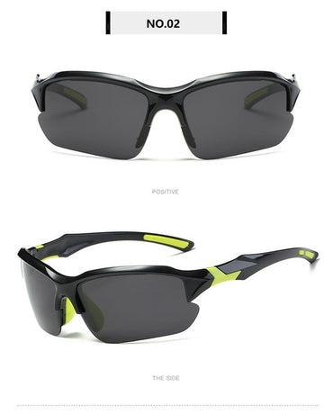 Running Driving Fishing Golf Baseball Softball Hiking Polarized Sunglasses