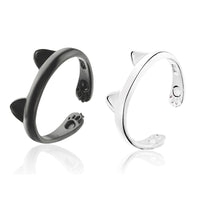 Lovely Cat Ear Ring