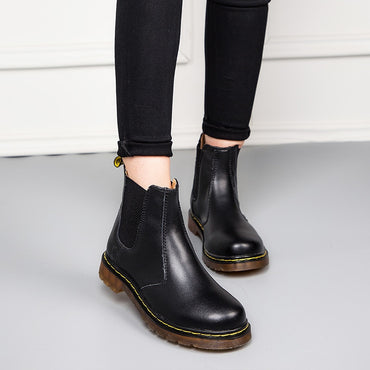 Chelsea Genuine Leather Boots