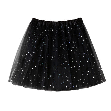 tulle skirt Pleated Gauze Short Tutu Dancing Casual  Skirts