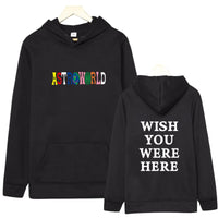 Sweatshirt Hip Hop Hooded Print  Hoodies