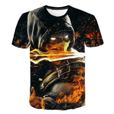 Casual Mortal Kombat 11 T-Shirts