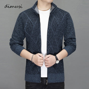 Fleece Warm Knitted Sweater