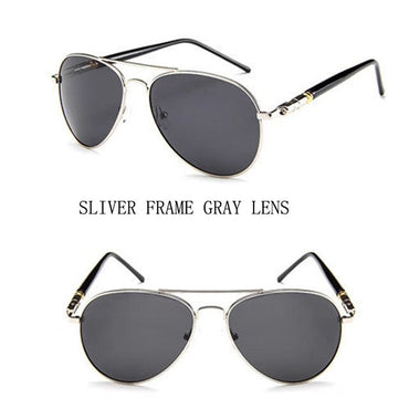 Leg Alloy Men Sunglasses Polarized  Sunglasses