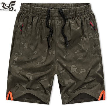 Beach Shorts military camouflage Casual Breathable Board Shorts