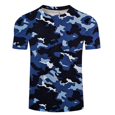 3D Camouflage T-shirt
