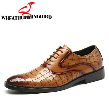 Lace-up Business Oxford Shoes